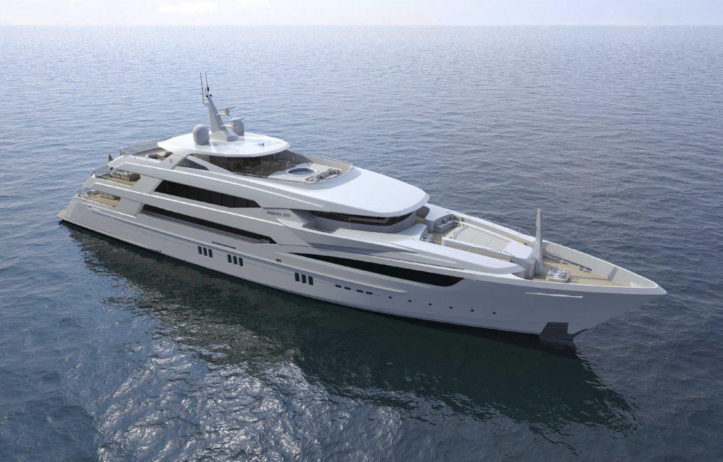 Gulf Craft Majesty 200
