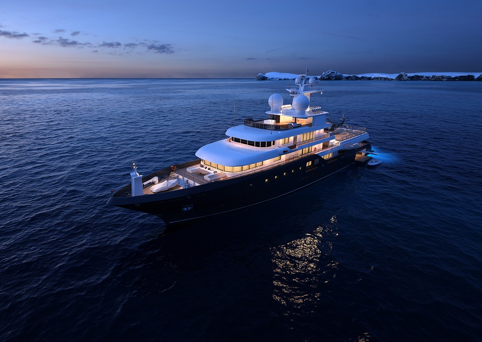 Admiral Explorer 575