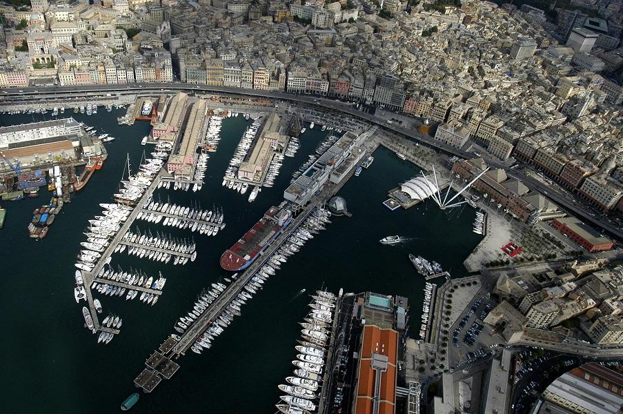 Marina Porto Antico Genova