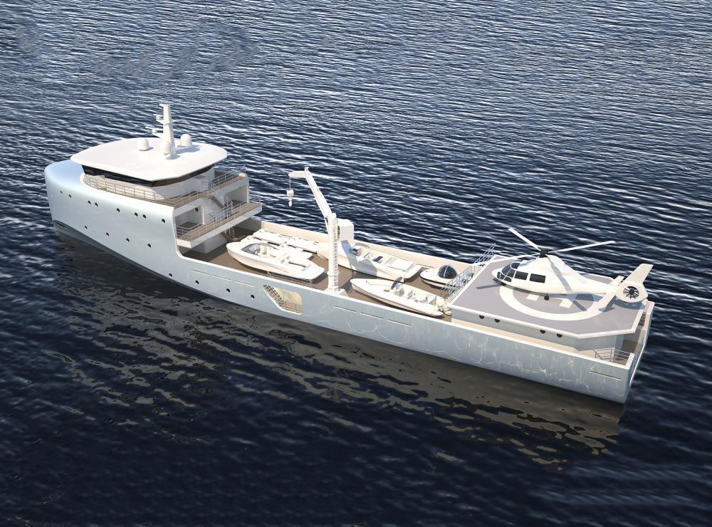 Dörries Yachts ysv 62