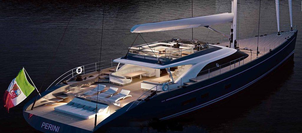 Perini Navi 47-metre-sailing yacht
