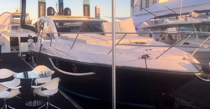 Rio Yachts at FLIBS