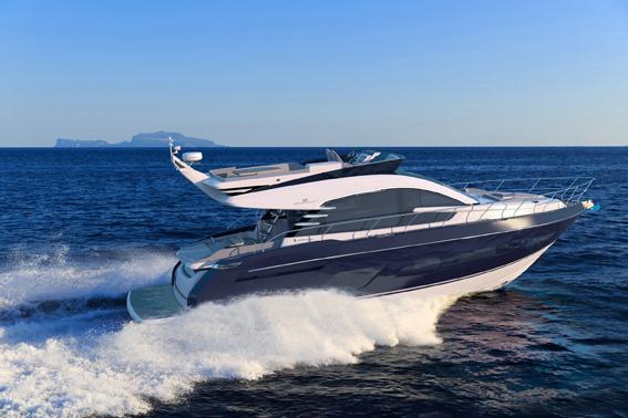 Fairline yachts squadron 53 preview