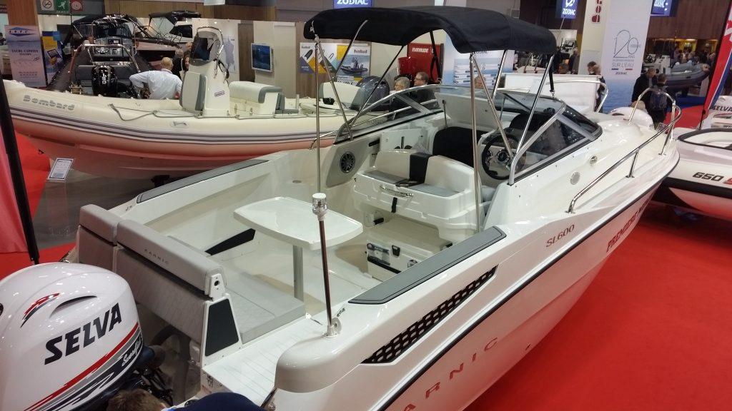 Karnik 600 Selva Paris Boat Show