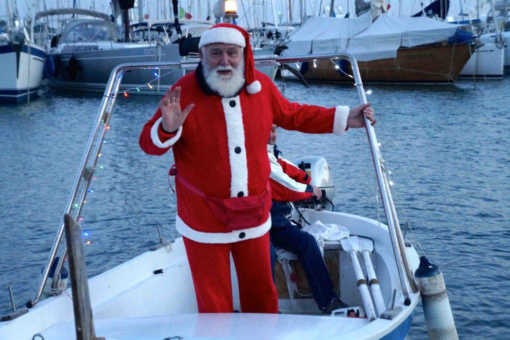 Christmas at Marina di Varazze