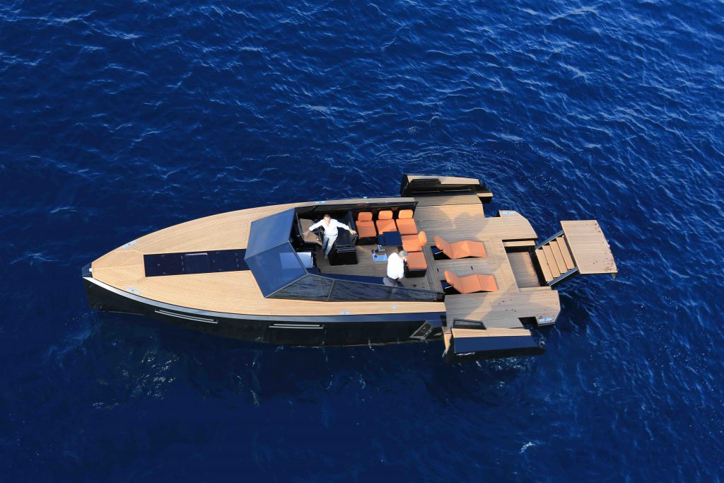 Evo Yachts 43 Altagamma Young Business Award