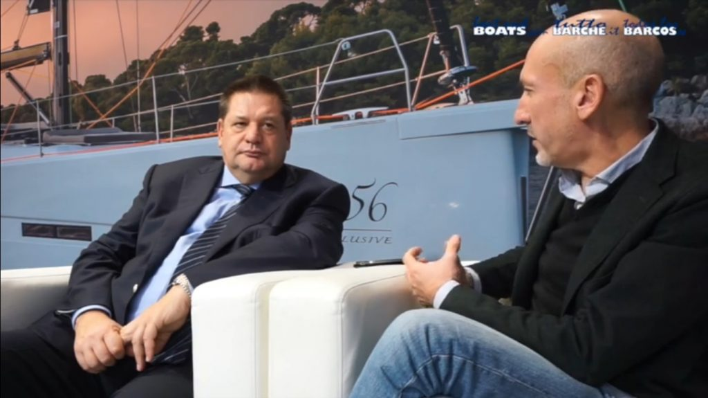 Interview with Salvatore Serio, Dufour Yachts