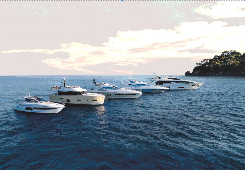 Azimut Benetti Yachts Global Order Book 2017