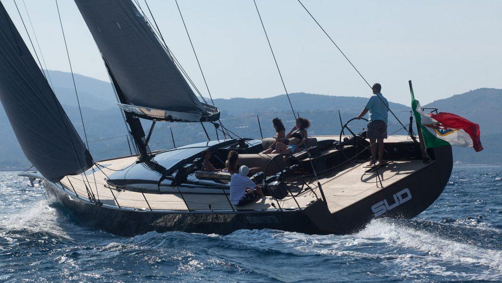 mylius yachts QI composites