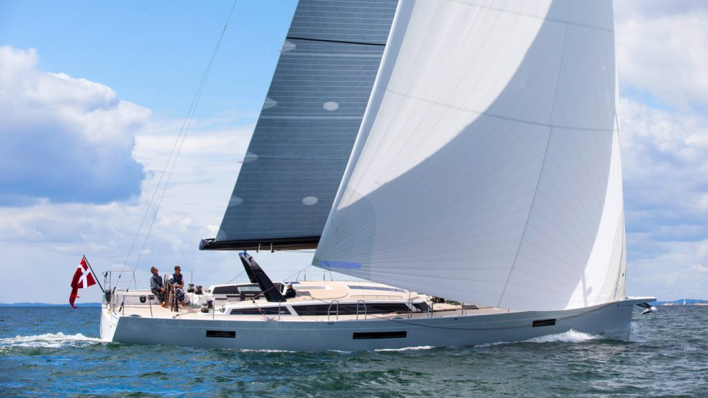X Yachts 65