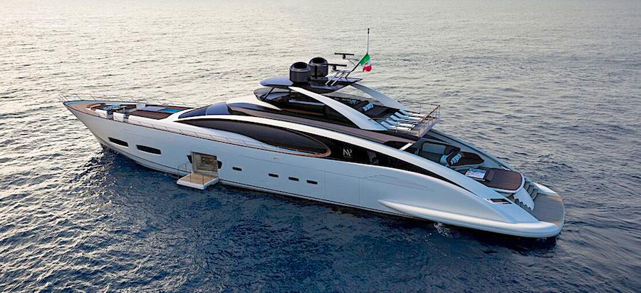 Isa Yachts 141 Super Sportivo