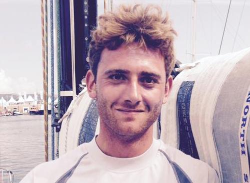 Missing laser sailor Lorenzo Garosi has been sighted