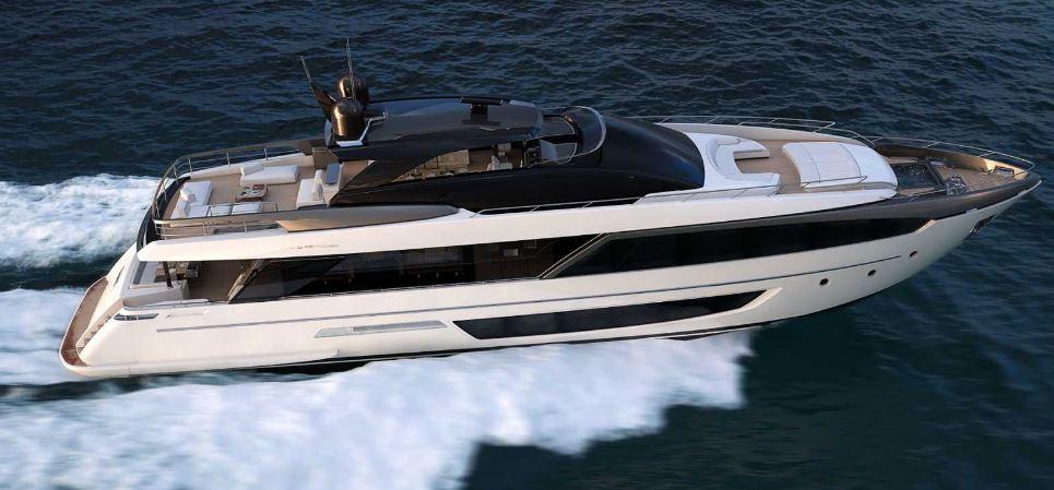 Riva Yacht 110