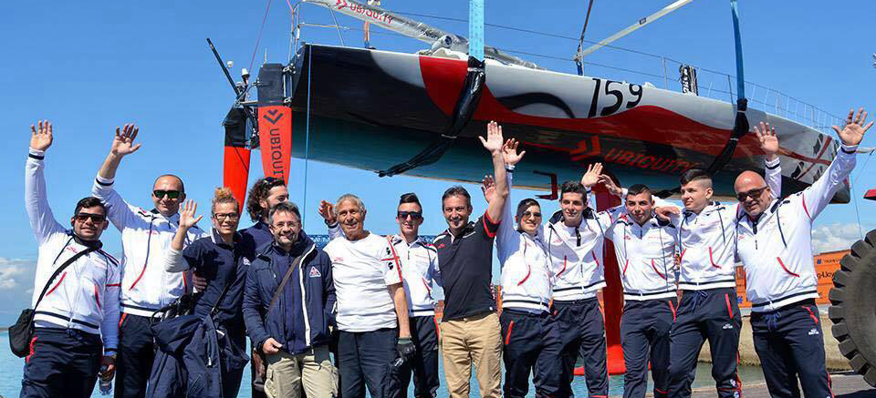 New Sardiniasail RomaxTutti race