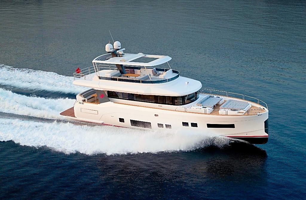 Sirena Marine 64