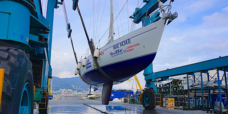 Alfa Shipyard sea trials centre - Boatandboats