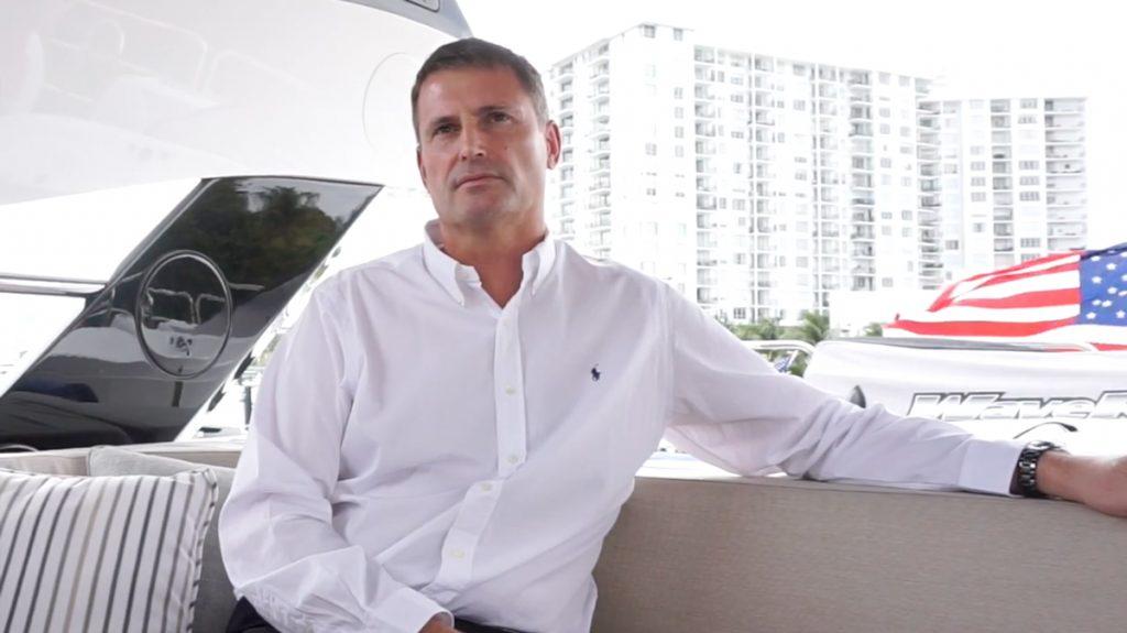 Sunseeker CEO Phil Popham