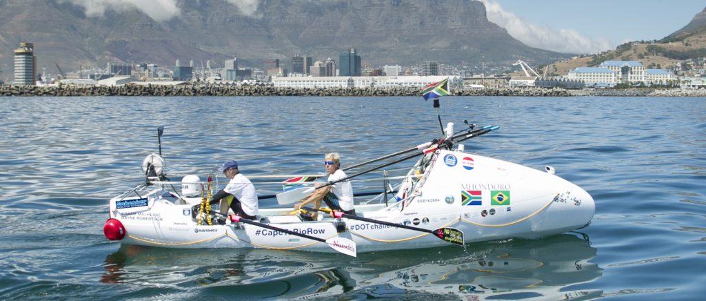 DOT Challenge Atlantic rowing