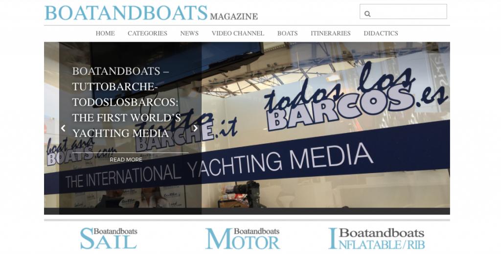 Boatandboats sail motor inflatable international boating media