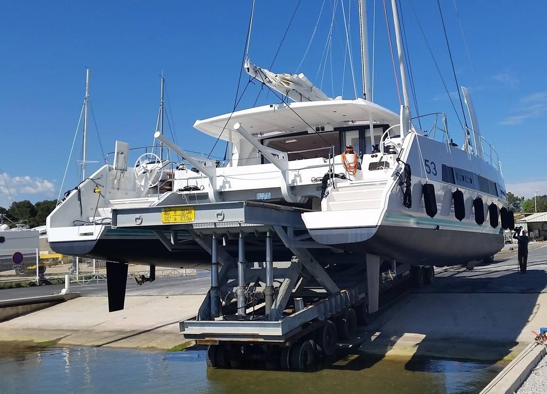 Catana Catamarans 53 world premiere