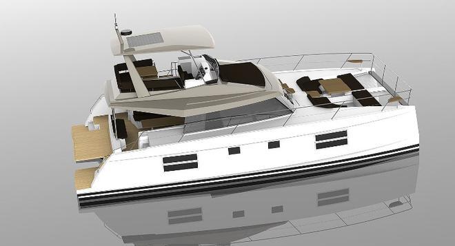 bavaria yachts nautitech 47-power