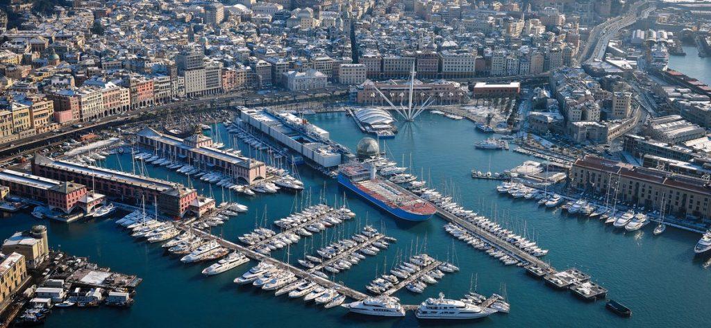 Marina Porto Antico Genoa