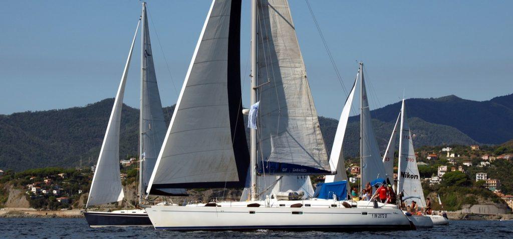 puntovelablu sailing school marina di varazze