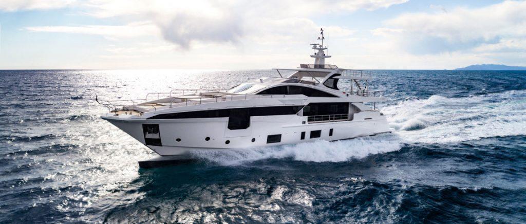 Benetti Azimut Yachts Grande 35 METRI
