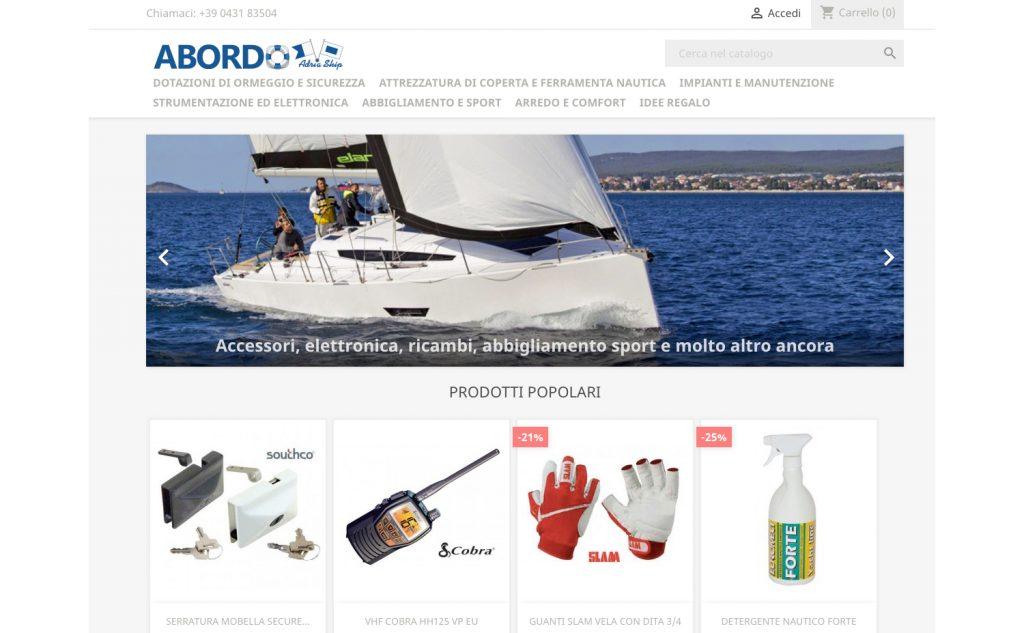 abordo online marine store