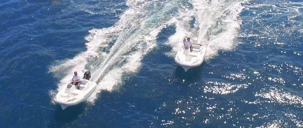 Zar Formenti ZF0 ZF3 sea trial in Miami