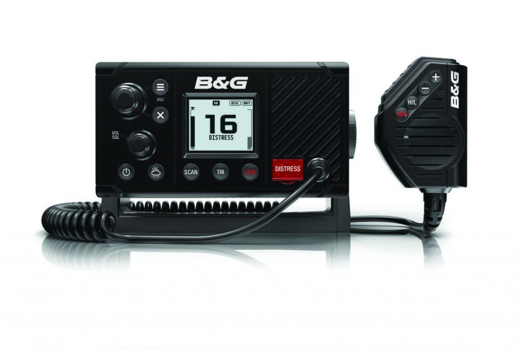 Navico B&G V20 vhf radio