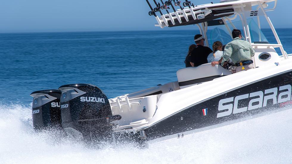 Suzuki DF 350 A
