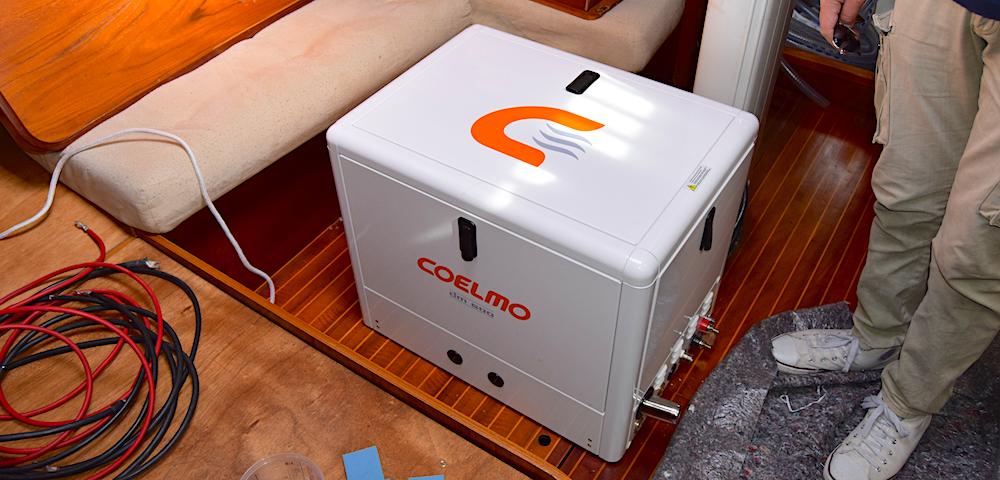 Coelmo DM600