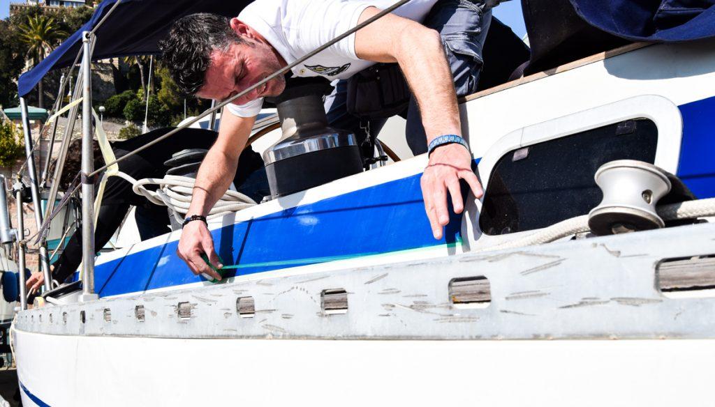 Luca Design wrapping nautico