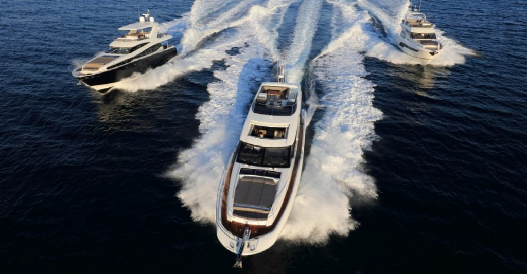 prestige yachts 460 520