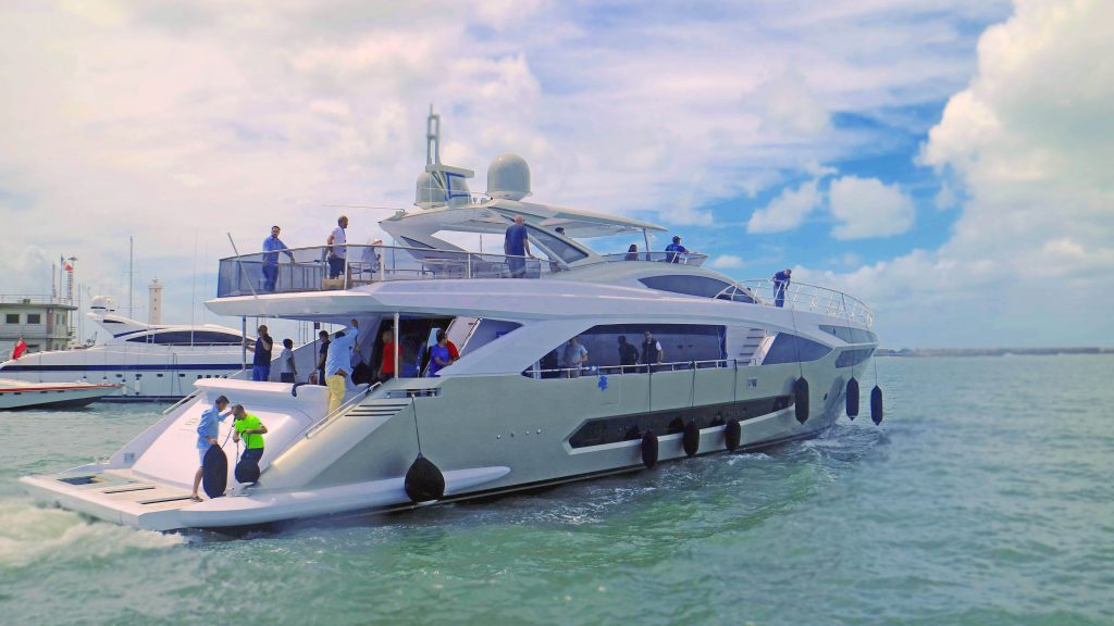 Amer Yachts- Amer 110