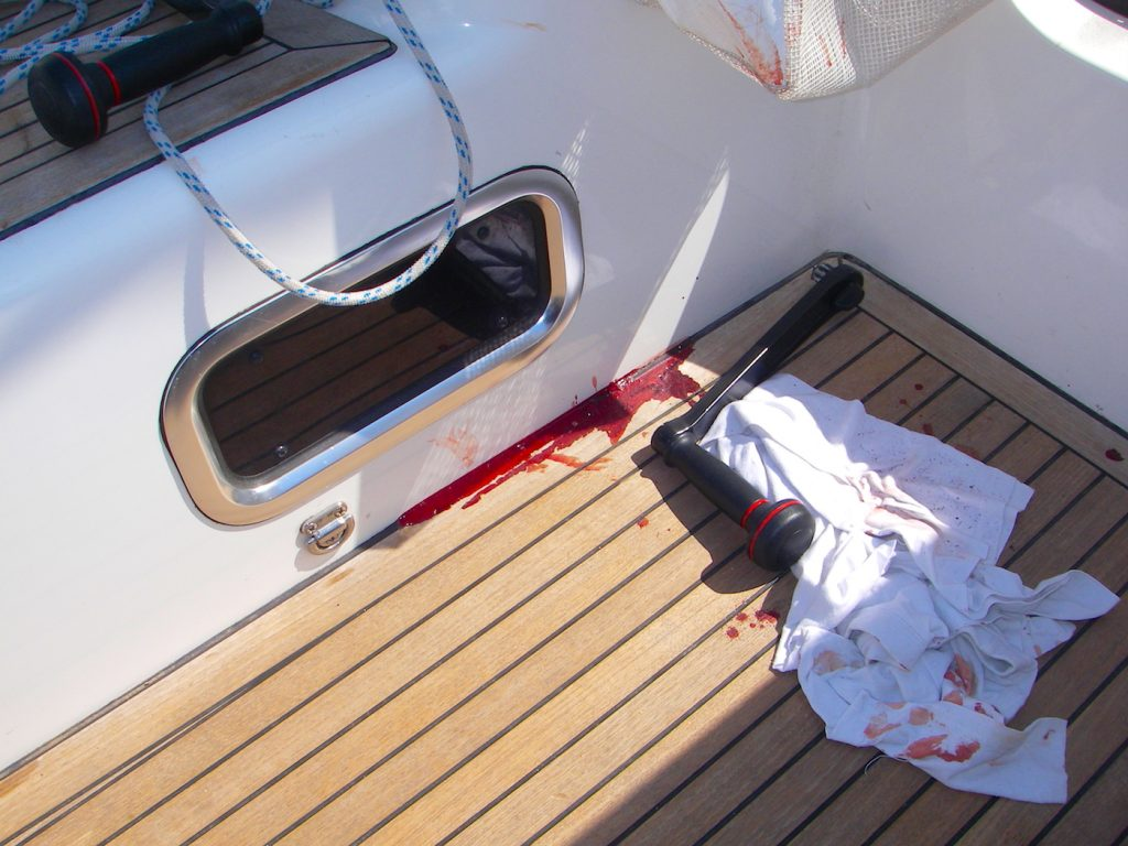 Onboard medical emergencies