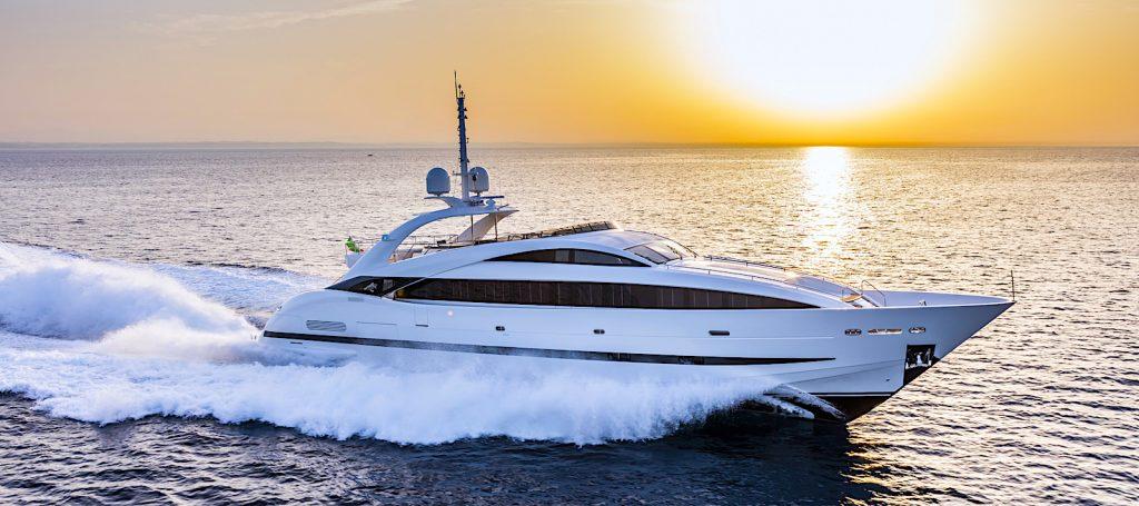 Isa 120 SPORT ISA Yachts Clorinda