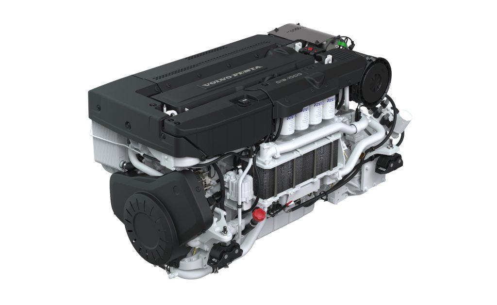 Volvo Penta D13 1000 and D13 IPS 1350