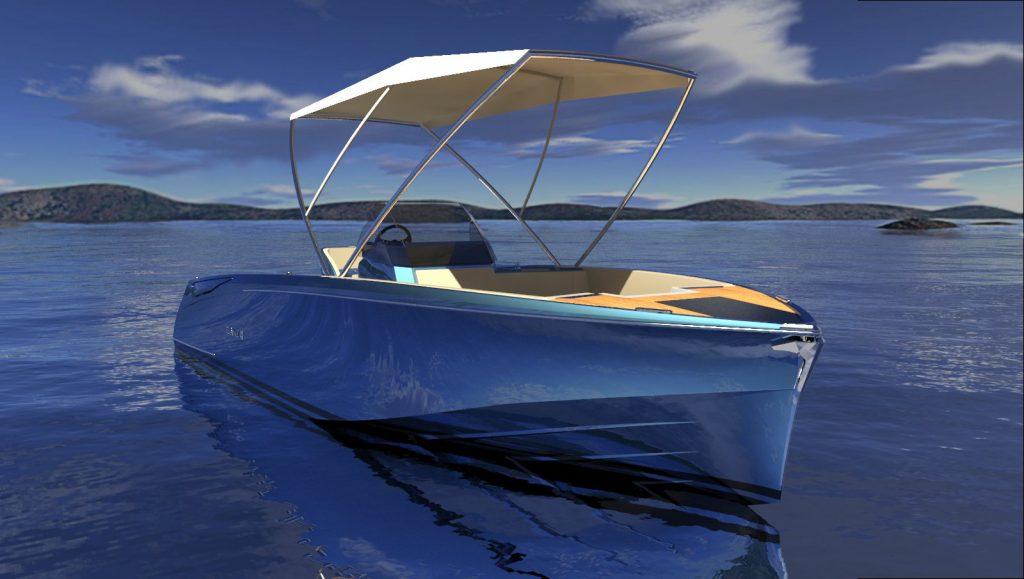 Ganz Boats Ovation 7.6 Open