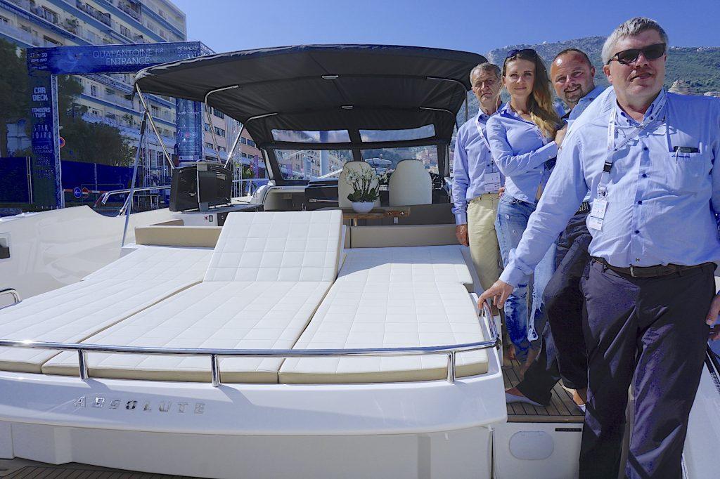 Absolute Yachts Monaco