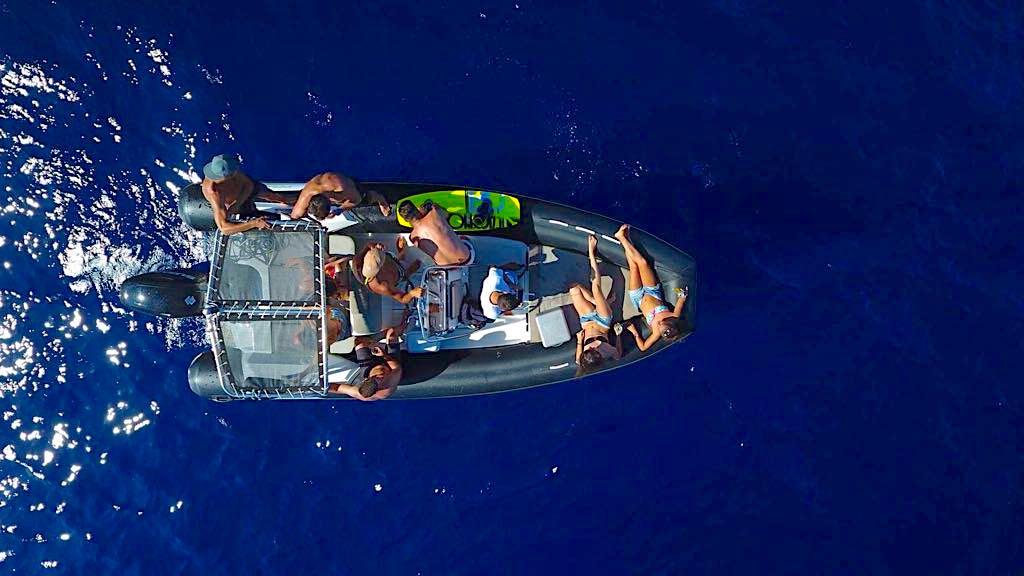 Arkos Boats Arkos 21 Green Widow