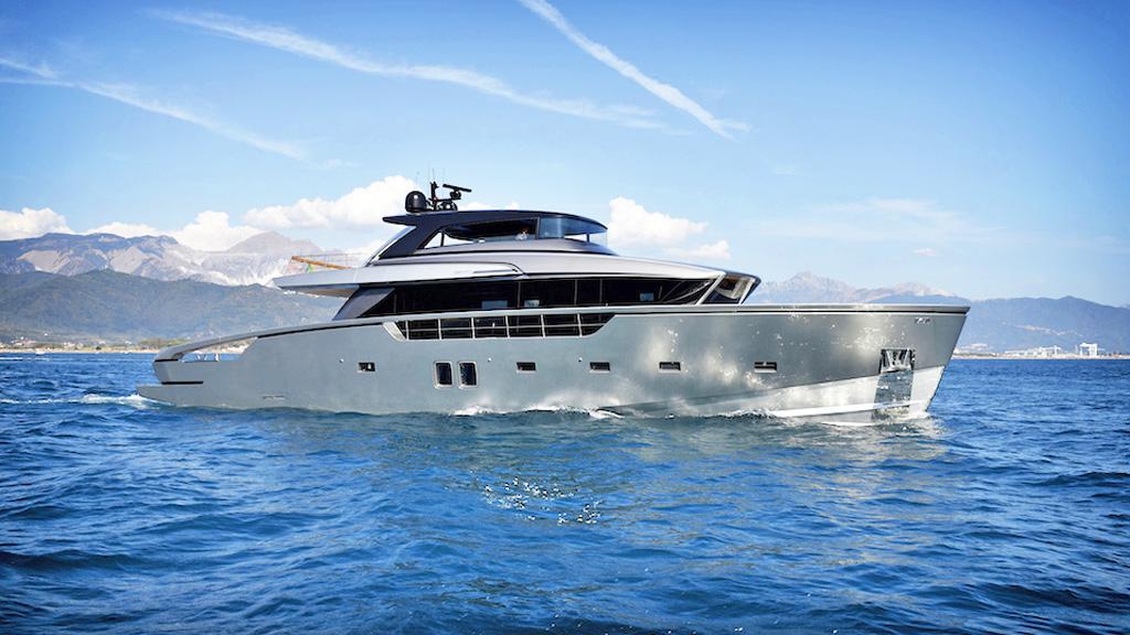 San Lorenzo Yachts SX88