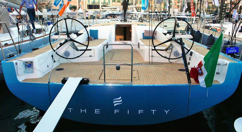 Eleva Yachts The Fifty