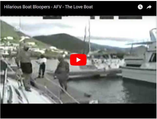 boat bloopers