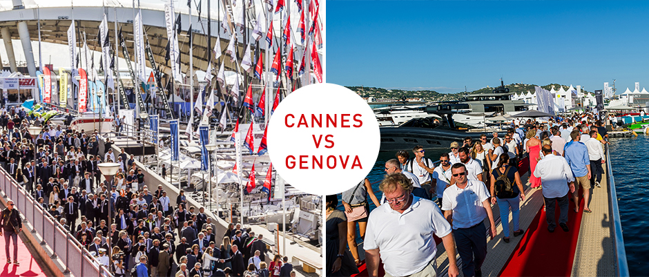 Genoa Boat Show Cannes Yachting Festival