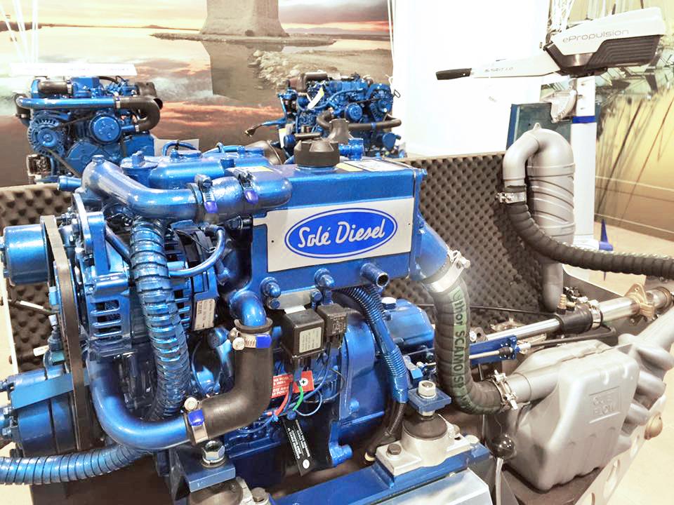 Solé Diesel engines