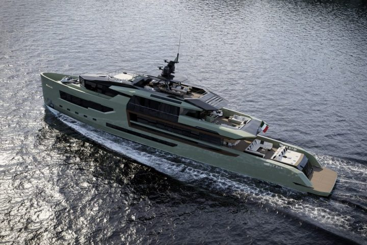 Arcadia Yachts 45 M For.Th