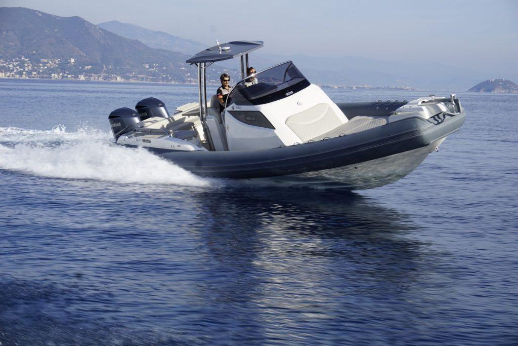 capelli tempest-38- yamaha 350 hp - test