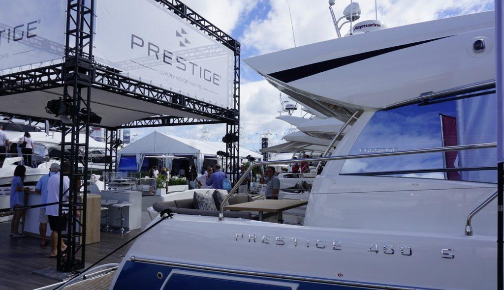 Jeanneau Prestige 460 FLIBS